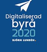 cameredovisning digitaliserad byrå 2020 utmärkelse